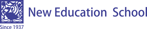New Education School Ahmedabad Logo