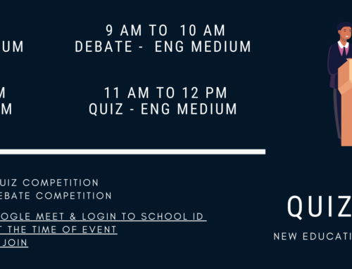 DEBATE & QUIZ COMPETITION