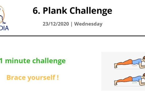 Fitness Week School Day 6